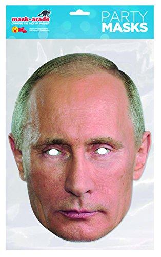 Rubie 's–Wladimir Putin, Maske Kostüm, Einheitsgröße (vputi01)