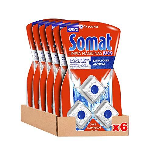 Somat Aditivo Lavavajillas Pastillas Limpia
