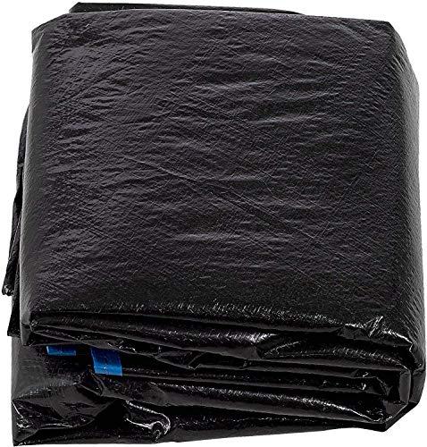 Gvqng Cubierta de TrampolíN, Buena Resistencia CorrosióN, Cubierta Impermeable y UV, ProteccióN de Trampolines Redondos de Todas Las Marcas y Modelos,10FT
