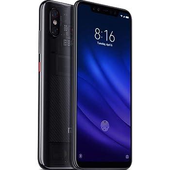 Xiaomi mzb7000eu Mi 8 Pro Smartphone 15,9 cm (6,26 Pulgadas), 8 + 128GB, cámara Dual, 12 MP, Huella Dactilar en la Pantalla Trasparent Negro: Xiaomi: Amazon.es: Electrónica