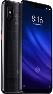 Xiaomi Mi 8 Pro Dual SIM - 128GB, 8GB RAM, 4G LTE, Transparent Titanium - International Version