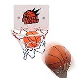 Mini Basketballkorb mit Ball & Pumpe
