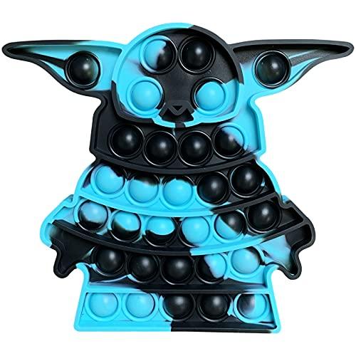 LAVONE Fidget Toys, Push Bubble Fidgets Sensory Toy, Stress Relief Pop Fidget Toy for Kids Adults -...