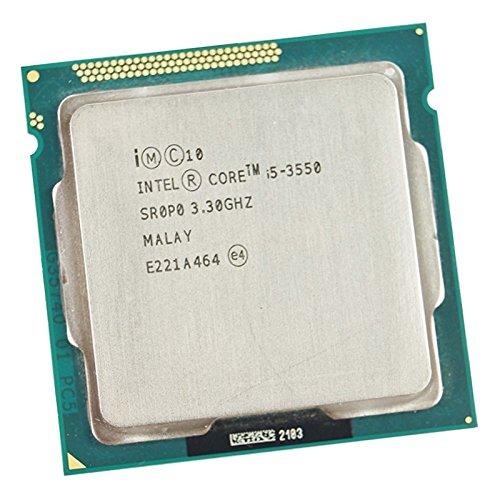 Prozessor CPU Intel Core i5–35503,3GHz 6MB 5GT/s fclga1155sr0p0