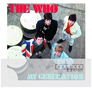 My Generation  Deluxe Edition  by The Who  2002-08-27