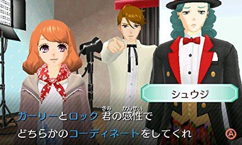 GirlsMode4スター☆スタイリスト-3DS