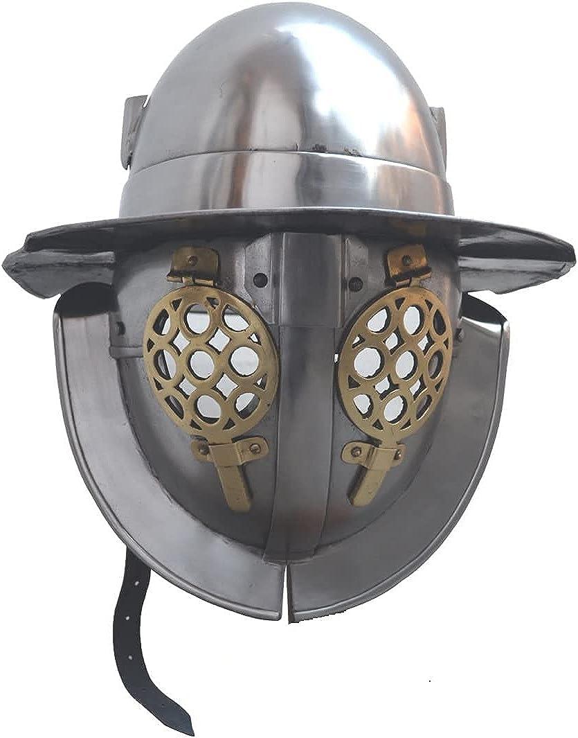 Gladiator Helmet in Columbus Mall 14 Ranking TOP18 gauge with steel brass mild