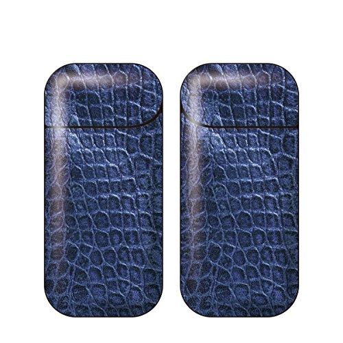 iQOS アイコス 専用スキンシール 裏表2枚セット カバー ケース 保護 フィルム ステッカー デコ アクセサリー 電子たばこ タバコ 煙草 喫煙具 デザイン