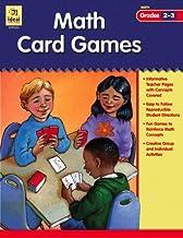 Math Card Games, Grades 2-3