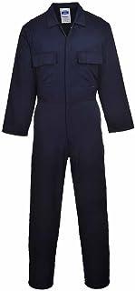 Portwest Coverall | Mechanic Garage Workwear, Navy, 4XL