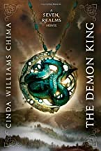 By Cinda Williams Chima The Demon King: A Seven Realms Novel (First Edition)