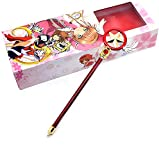 Maricopyjam Cardcaptor Sakura Metal Costume Magic Wand/Staff Cosplay Anime Girls' Wands Kids' Birthday Gifts