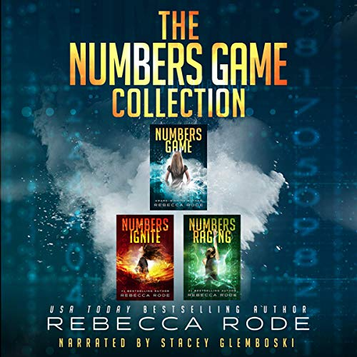 The Numbers Game Collection: Numbers Game Saga 1-3 audiobook cover art