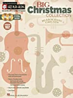 Big Christmas Collection: For B Flat, E Flat and Bass Clef Instruments (Jazz Play-along)