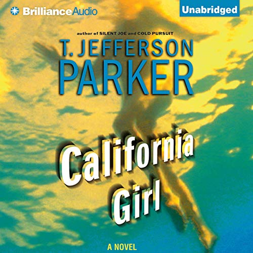 California Girl audiobook cover art