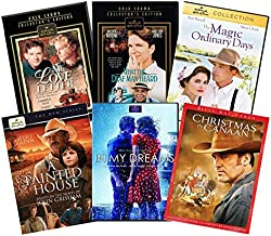 Hallmark Movies on DVD 6-Pack Collection - The Love Letter / In My Dreams / The Magic of Ordinary Days / What the Deaf Man Heard / A Painted House / Christmas in Canaan