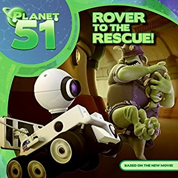 Planet 51  Rover to the Rescue!