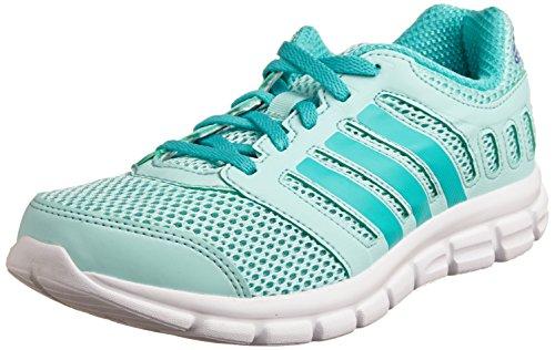adidas Performance Unisex-Erwachsene Breeze 101 2 Laufschuhe, Grün (Frost Mint f14/Running White FTW/Vivid Mint f14), 37 1/3 EU