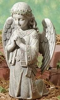Joseph's Studio Celtic Kneeling Angel Statue
