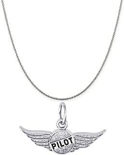 sterling silver pilot wings