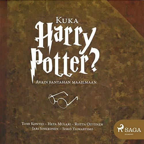 Kuka Harry Potter? Titelbild