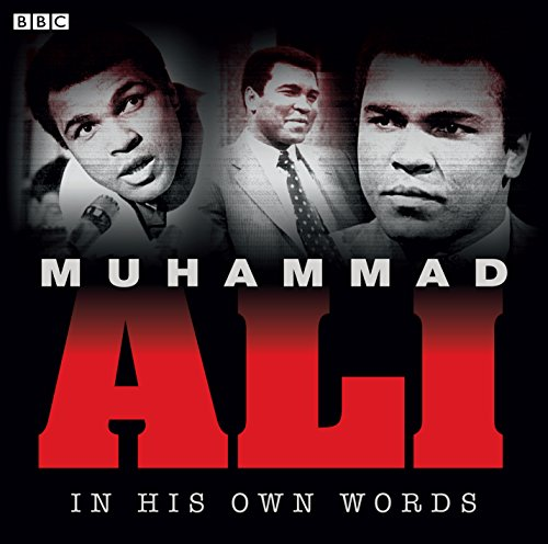 Muhammad Ali in His Own Words audiobook cover art