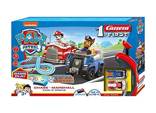 Carrera FIRST PAW Patrol Race 'N' Rescue 20063032 juego de circuitos de carreras...
