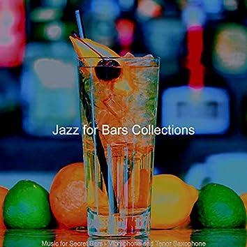 Music for Secret Bars - Vibraphone and Tenor Saxophone