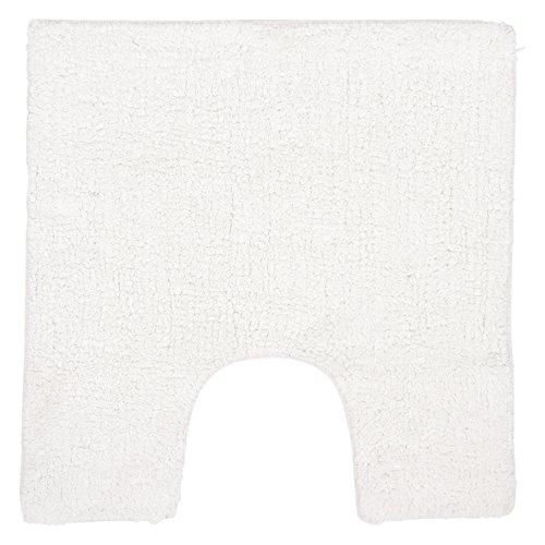 Differnz 31.102.11initio Tappetino per WC, Bianco