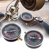 JIEWEI Accesorios Moto 2 Piezas de la Motocicleta Universal del carburador Carb...