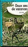 Deux ans de vacances (Lectures clé en français facile)