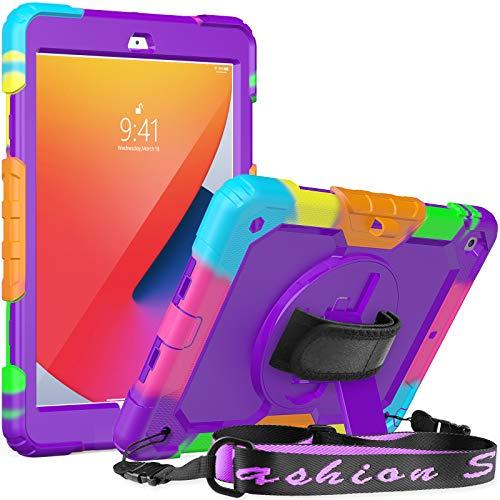 SEYMCY for iPad 8th Generation Case, iPad 7th Generation Case, iPad 10.2...