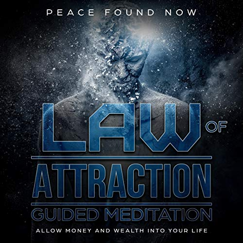 Law of Attraction Guided Meditation  By  cover art