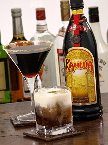 Kahlúa Coffee-Likör – Aromatischer Kaffee Likör mit Noten von Karamell & Vanille – Ideal pur, in Kaffeeheißgetränken oder Cocktails wie White Russian – 1 x 0,7 L - 2