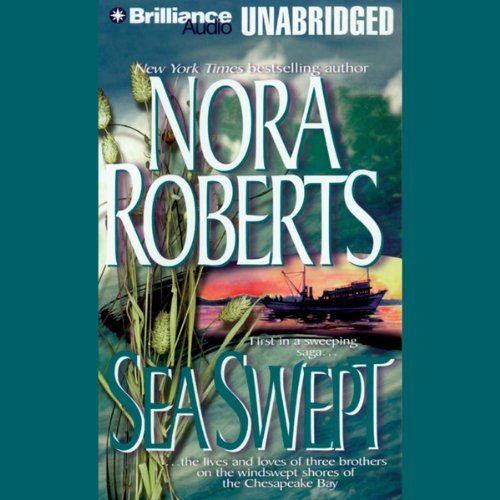 Sea Swept audiobook cover art