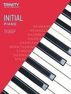 Piano Exam Pieces & Exercises 2018-2020 Initial (Pia