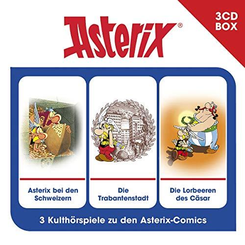 Asterix - Hörspielbox Vol. 6 (Hörspielboxen)