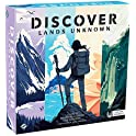 Discover Lands Unknown Board Game