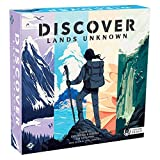 Fantasy Flight Games FFGDSC01 Discover: Tierras desconocidas, colores variados ,...