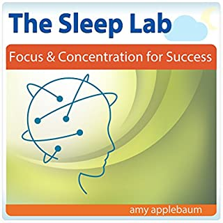 Total Focus & Concentration for Success with Hypnosis and Meditation cover art