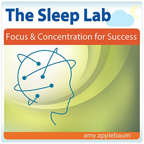 Total Focus & Concentration for Success with Hypnosis and Meditation audiobook cover art