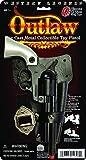 PARRIS CLASSIC QUALITY TOYS EST. 1936 Western Legends Outlaw Die Cast Metal Cap Pistol