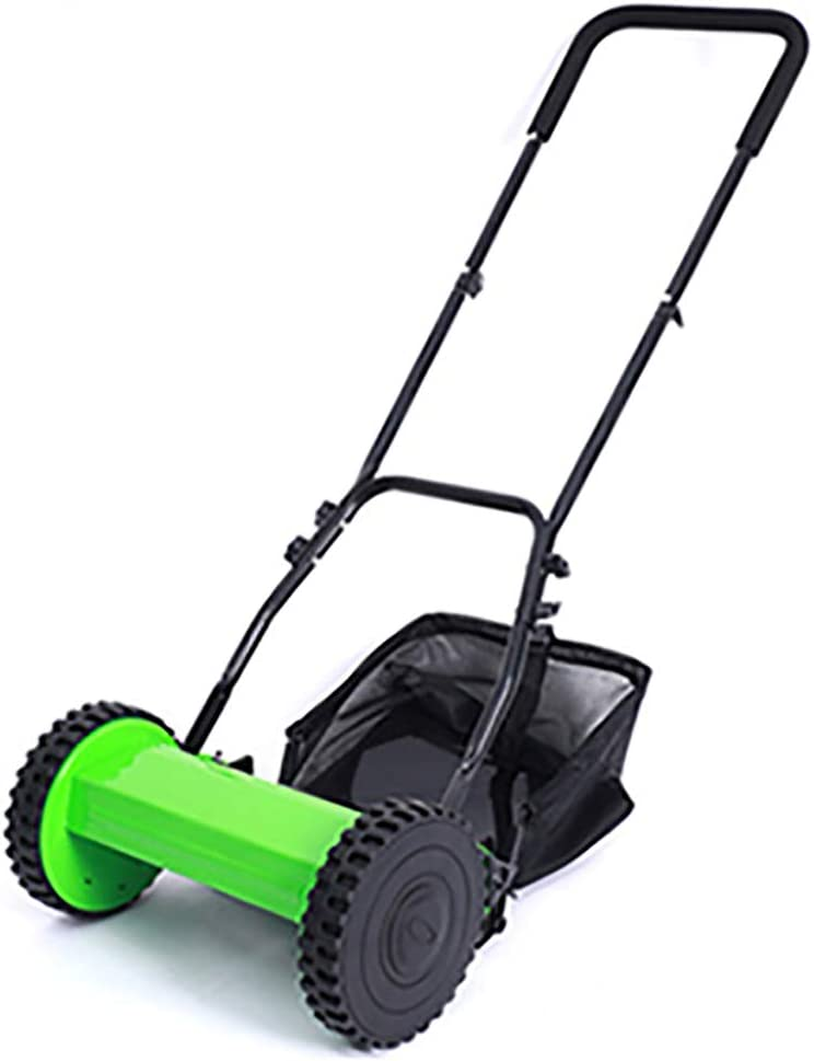 QILIN 12-inch Hand-Push Sales results No. 1 Mower Cutting Miami Mall Width in 11.8 He