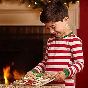 Melissa & Doug Slice & Bake Christmas Cookie Play Set - 51XCaTIHU2L - Melissa & Doug Slice & Bake Christmas Cookie Play Set