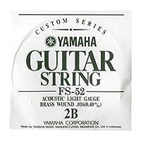 YAMAHA FS52 アコースティックギター用 バラ弦 2弦