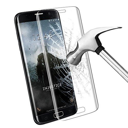 Protector de Pantalla Samsung Galaxy S7 Edge, Samione Galaxy S7 Edge Cristal...