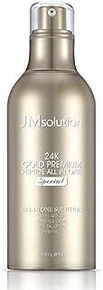 JM SOLUTION 24K Gold Premium Peptide All in One Wrinkle-care Firming Brightening Revitalizing 100ml