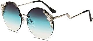 a0ac994e3d Gafas de sol clásicas para mujer para hombre Lente de espejo de color  Conducción deportiva para