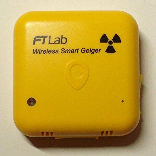 Bluetooth Smart Geiger BSG-001 Strahlenmessgerät für Smartphone iOS Andriod Strahlungsmessgerät Strahlung Detektor counter
