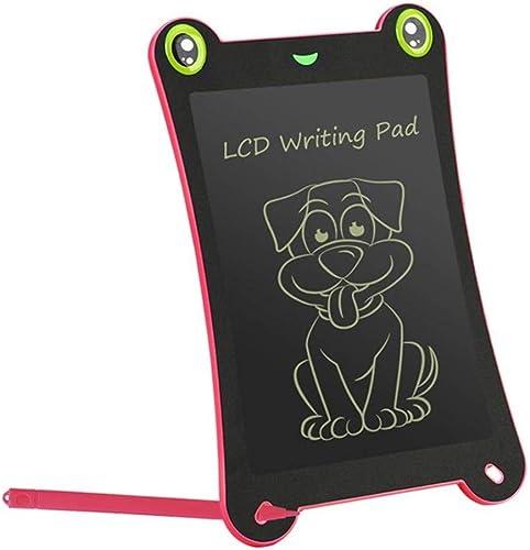 Aerth Dessin LCD Tablette Planche à Dessin 8,5 Pouce portable écriture électronique Conseil Enfants Cadeaux (Couleur   Rose)